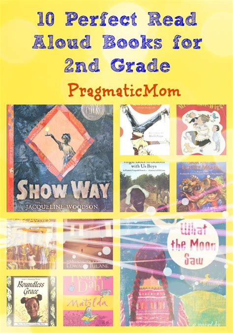 read picture books 10 read aloud books for 2nd grade pragmaticmom