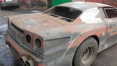 Handmade Automobiles - car humor joke mercedes slr mclaren replica 3