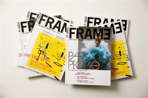 frame design mag matte frame magazine