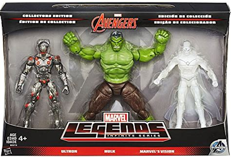 Vision Comic Version Marvel Legends Infinite Series Tinggi 6 Inch marvel marvel legends infinite series 1 import it all