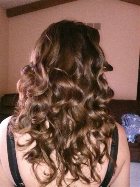 hairstyles curling iron prom hairstyle using bedhead curly pops 1inch curling iron