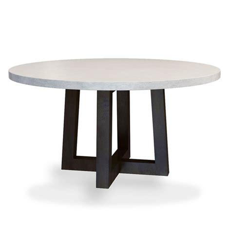 concrete kitchen tables best 25 concrete dining table ideas on concrete table concrete wood bench and