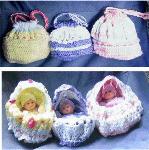 crochet pattern for purse with doll 17 best images about cradle purse on pinterest crochet