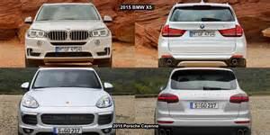 benim otomobilim 2015 porsche cayenne vs 2015 bmw x5