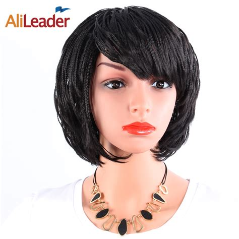 braided wigs for african women alileader african american braided wigs for black women