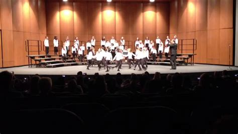 cmea bay section bullis charter school treble voices going down to cairo
