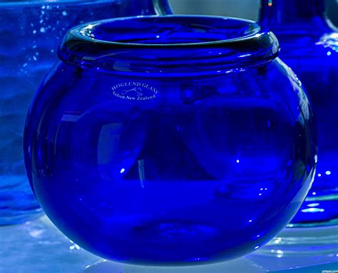 blue glass picture by friiskiwi for monochromatic