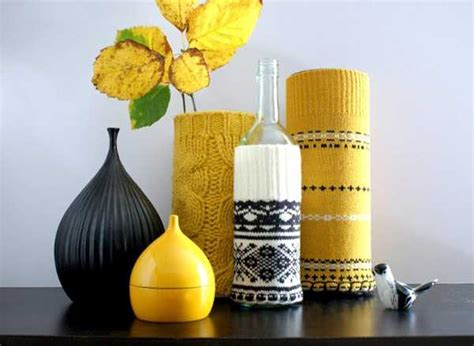 decorative items for home online 15 ways to add knitted decor to your winter home decorating