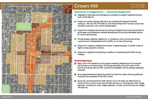 seattle hala map chuv upzone maps and information updated crown hill