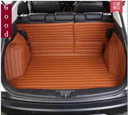 Quality Car Mats Coupon Code by High Quality Special Car Trunk Mats For Honda Vezel 2015