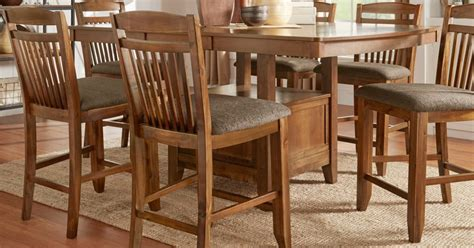 overstock dining room furniture overstock dining room furniture mahogany leaf and 6