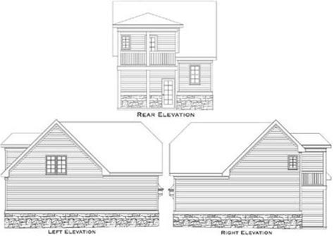 detached guest house plans detached guest house plan 29852rl architectural designs house plans