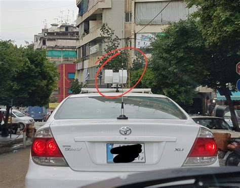A Plus Laser Beirut by Why Are These Car Mounted Laser Cameras Roaming Beirut 961