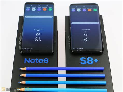 Samsung S8 Note 8 samsung galaxy note 8 vs galaxy s8 plus achtung