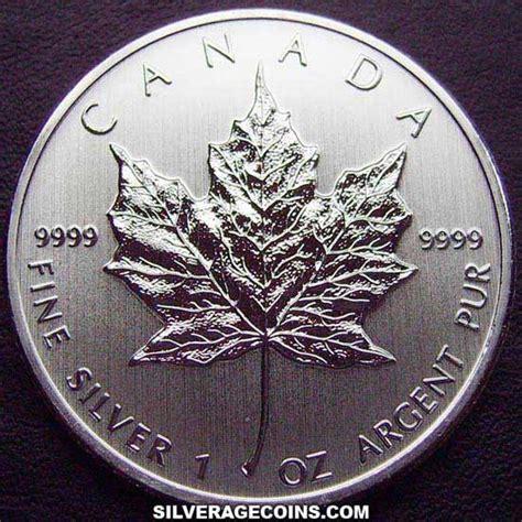 1 Ounce Silver Coin Canada - 2011 canadian 5 dollars 1 ounce silver maple leaf
