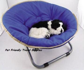 flipo comfort suspension bed  nylon pet moon chair