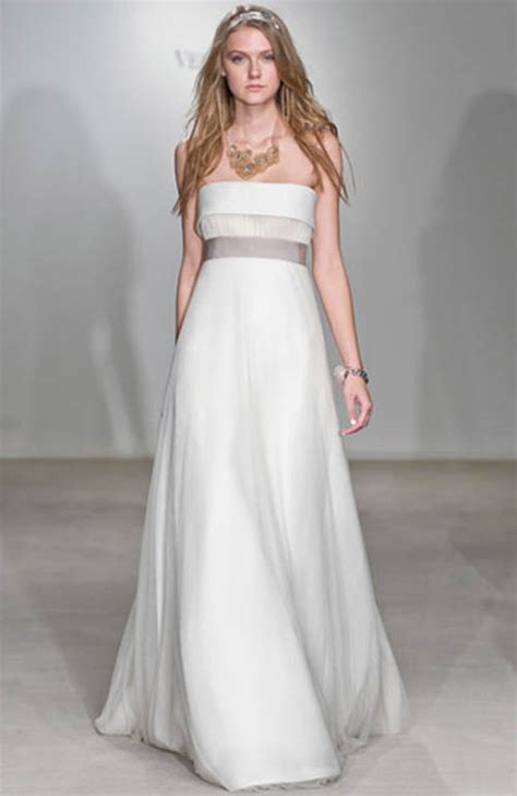 Vera Wang Wedding Gowns by Vera Wang Wedding Gown The Best Choice For Simple Gown