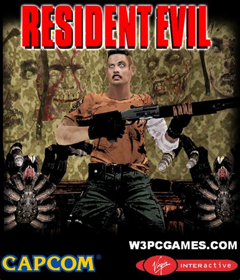 Resident Evil 1 Game For Pc Free Download Full Version | resident evil 1 game download for pc full version