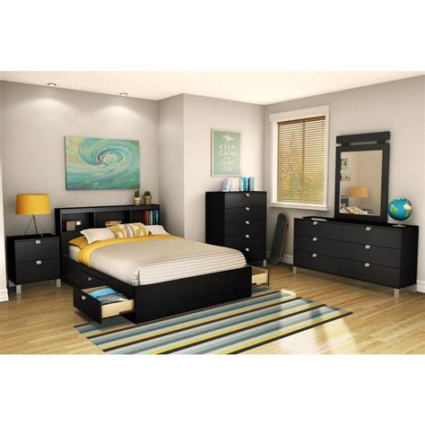 south shore spark full storage bed and bookcase headboard south shore spark full size bookcase headboard in pure