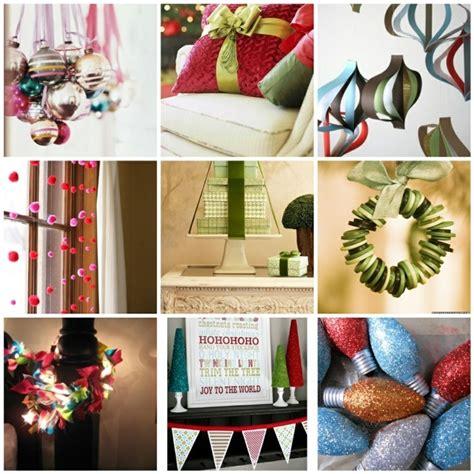 diy home dekorieren ideen budget basteln f 252 r weihnachten 42 tolle ideen mit anleitung f 252 r