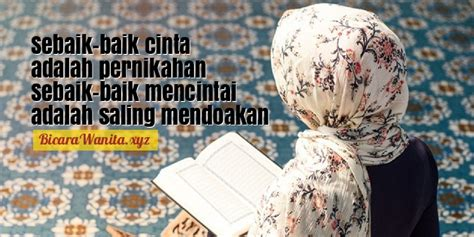 kata kata islami tentang wanita  menyentuh hati