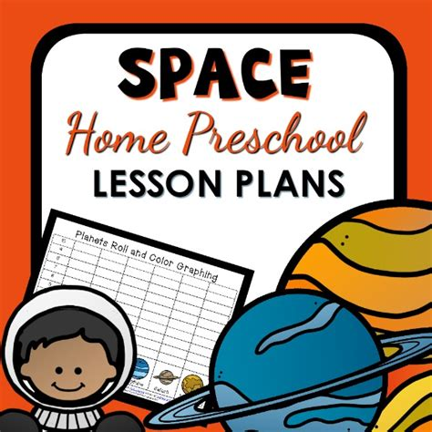 home preschool lesson plans space theme home preschool lesson plan home preschool 101