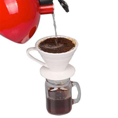 Coffee Dripper ceramic coffee dripper filter cone kuissential