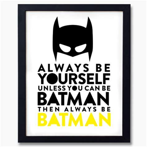 free printable batman wall art be batman superhero batman wall art print decor baby