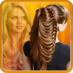hair styles for a type 2 cute girls hair styles 2017 android apps on google play