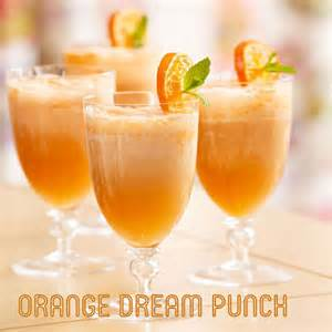 Zodiac Home Decor great party punch recipes orange dream punch slide 4