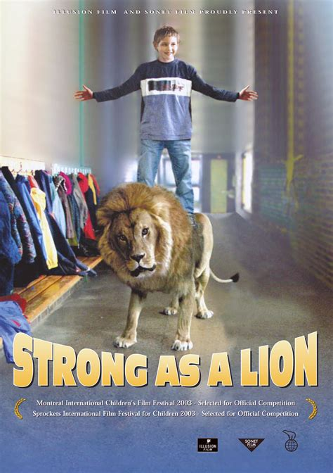film industry lion exposed strong as a lion 97 film