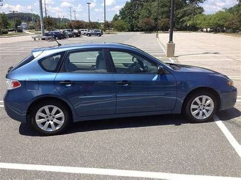 used 2008 subaru impreza 2 5i hatchback find used 2008 subaru impreza 2 5i sport wagon 5 door awd