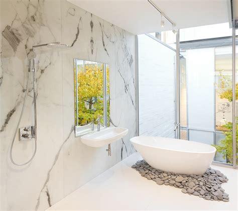 carrelage adhésif cuisine 1799 salle de bain effet marbre noir