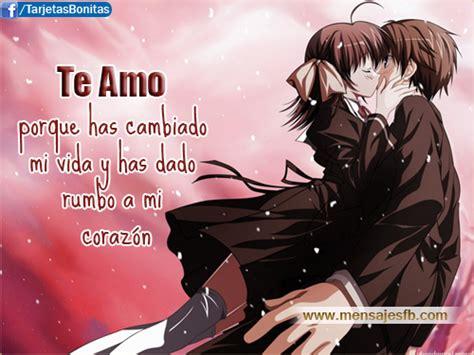 imagenes de anime romanticas con frases im 225 genes rom 225 nticas con mensajes para enamorados