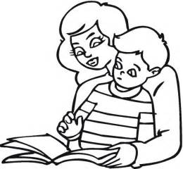 cool things to color free reading coloring pages