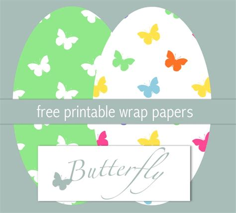 free printable butterfly wrapping paper 92 best free printable scrapbook papers images on