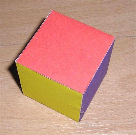 Paper Cubes - paper cube