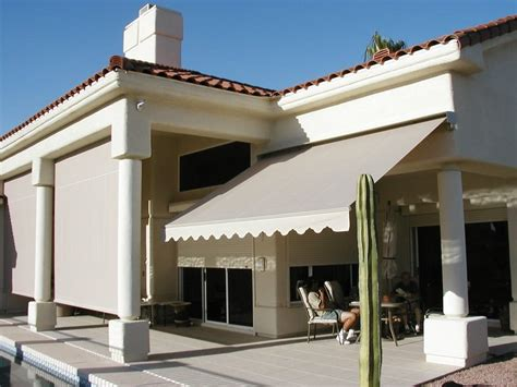 Awnings With Screens by Retractable Awning And Patio Screens Yelp
