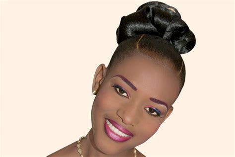 Bun Hairstyles For Black by 40 Hairstyles For Black 2018 Hairstyle