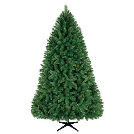walmart christmas trees that move around for sale time unlit 7 5 donner fir artificial tree walmart