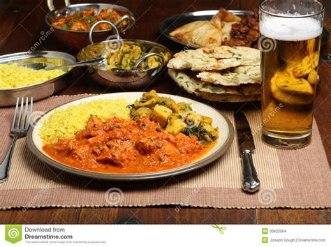 indian curry dinner indian curry dinner meal stock images image 33622064