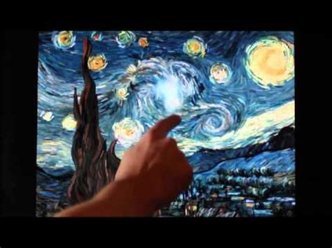 painting interactive gogh starry interactive animation by gig