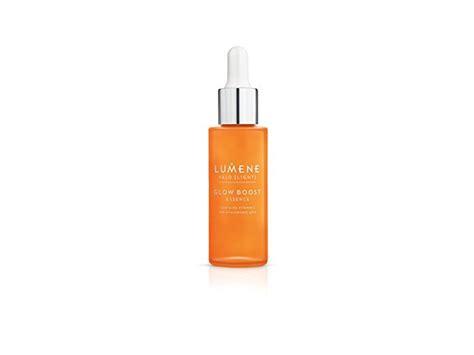 Lumene Vitamin Radiant Dual Serum by Lumene Valo Vitamin C Glow Boost Essence With Hyaluronic