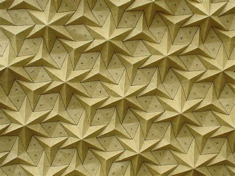 origami tesselation 39 best images about origami tessellation on