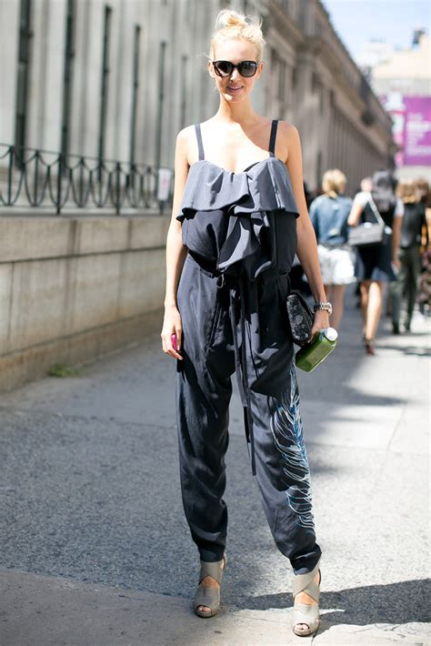 Looks Of The Week Fabsugar Want Need 15 by Nyfw Ss14 7 Chic Obsession