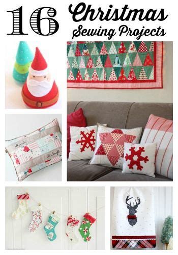 best 25 christmas sewing projects ideas on pinterest