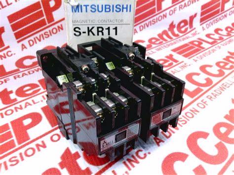 Contactor S Kr11 Mitsubishi s kr11 ac100v by mitsubishi buy or repair at radwell