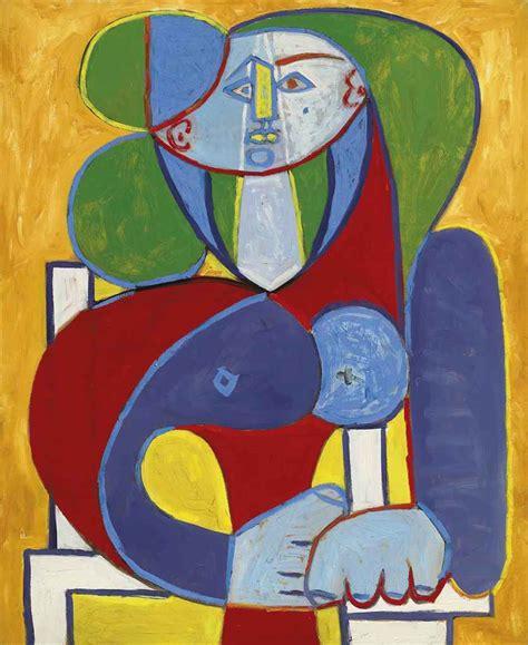 picasso paintings recent sales pablo picasso 1881 1973 buste de fran 231 oise christie s