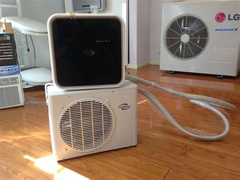 New 7000 BTU Ductless Portable Mini Split Air Conditioner AC CoolMart DIY 7,000