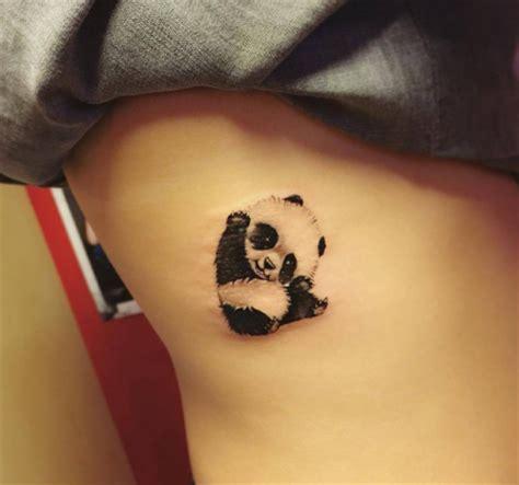 tattoo de panda feminina 75 tatuaggi piccoli e femminili tra cui scegliere